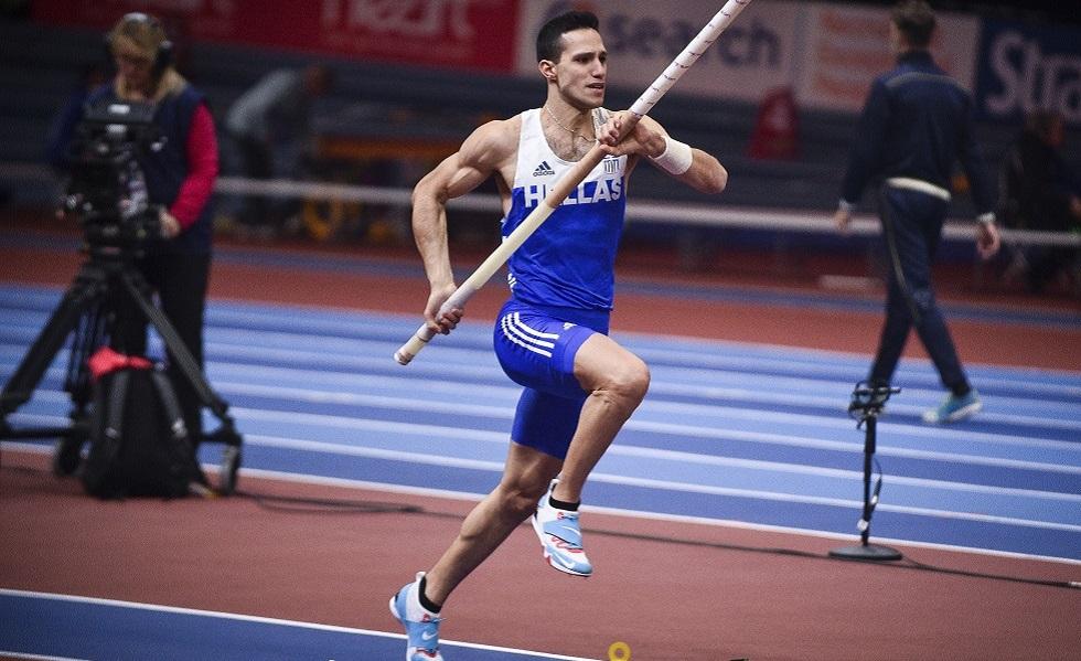 Φοβερός Φιλιππίδης: 4η θέση και 5,75 μ. στο Μινσκ | to10.gr