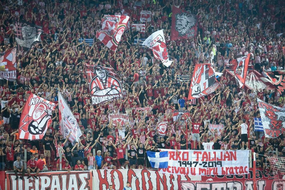 Ολυμπιακός: 8.800 εισιτήρια για τα παιχνίδια σε Βελιγράδι, Μόναχο και Λονδίνο   to10.gr