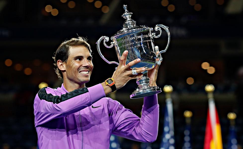 Φοβερός Ναδάλ, κατέκτησε τον 19ο Grand Slam τίτλο του (vid) | to10.gr