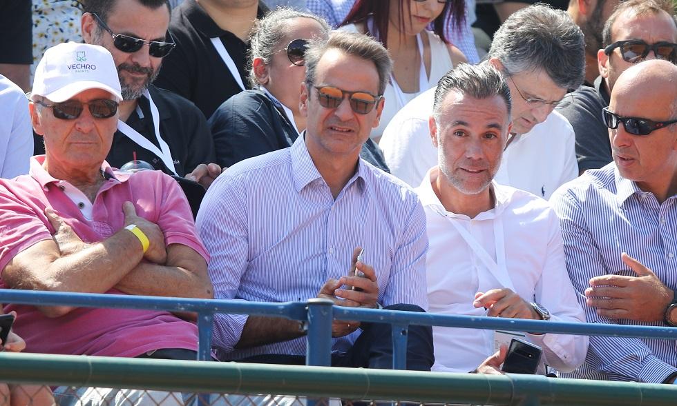 Μητσοτάκης: «Ο Τσιτσιπάς μας κάνει περήφανους» | to10.gr