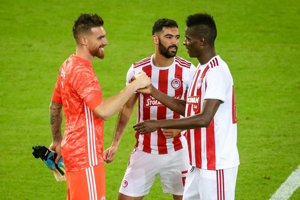 Σισέ: «Ο… διακόπτης έχει γυρίσει τώρα στο Champions League. Πάμε Ολυμπιακέ!» (pic) | to10.gr