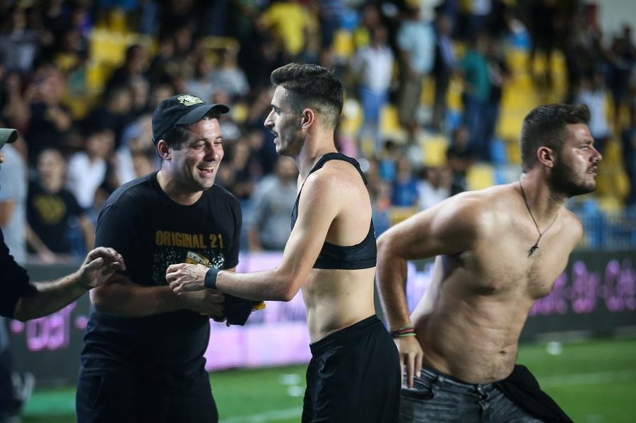 ΑΕΚ: «Τρελαμένος» με τον κόσμο ο Λόπες (pic) | to10.gr
