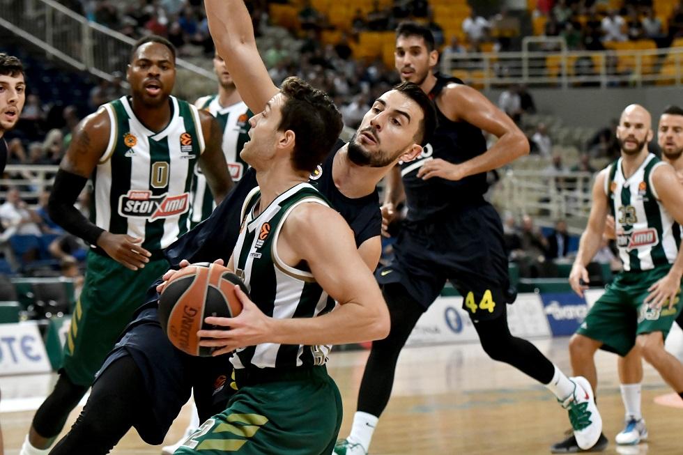 Παναθηναϊκός – Φενέρμπαχτσε 84-74   to10.gr