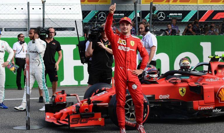 «Ο Λεκλέρκ θα γίνει ο Φέντερερ της Formula 1» | to10.gr