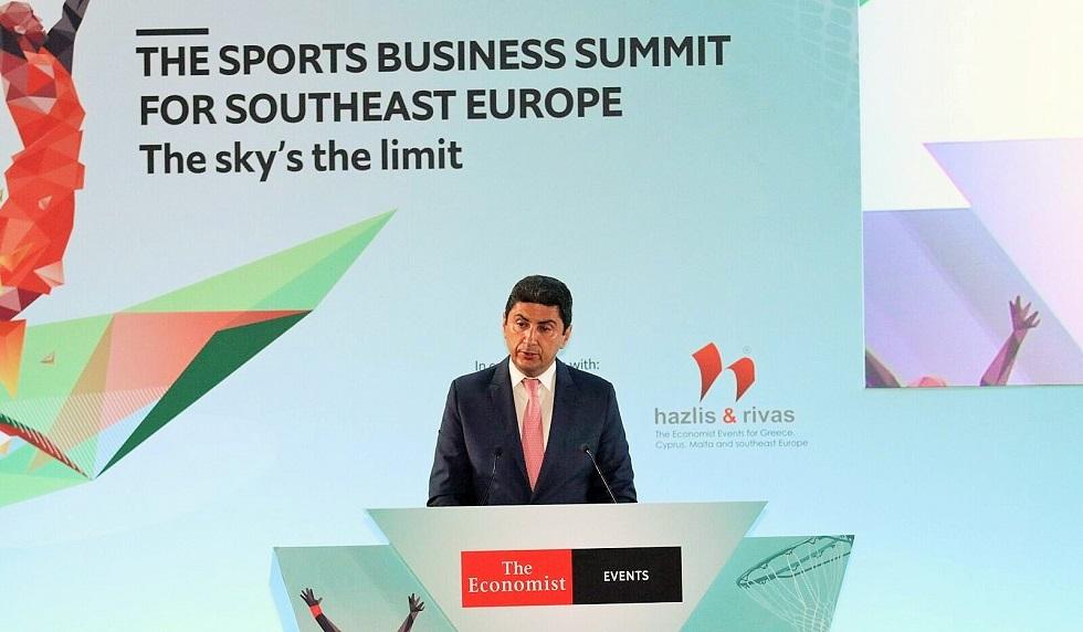 Η ομιλία του Αυγενάκη στο συνέδριο «The Economist Sports Business Summit for Southeast Europe»   to10.gr