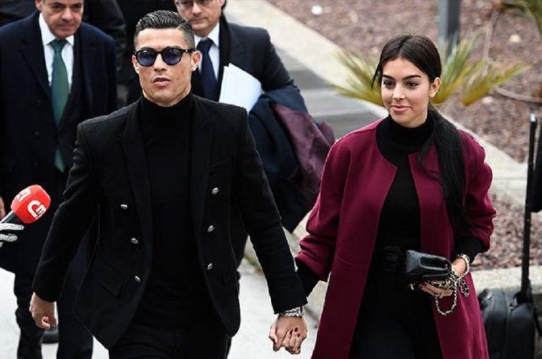 Κριστιάνο Ρονάλντο: «Θα παντρευτούμε με την Τζορτζίνα»   to10.gr
