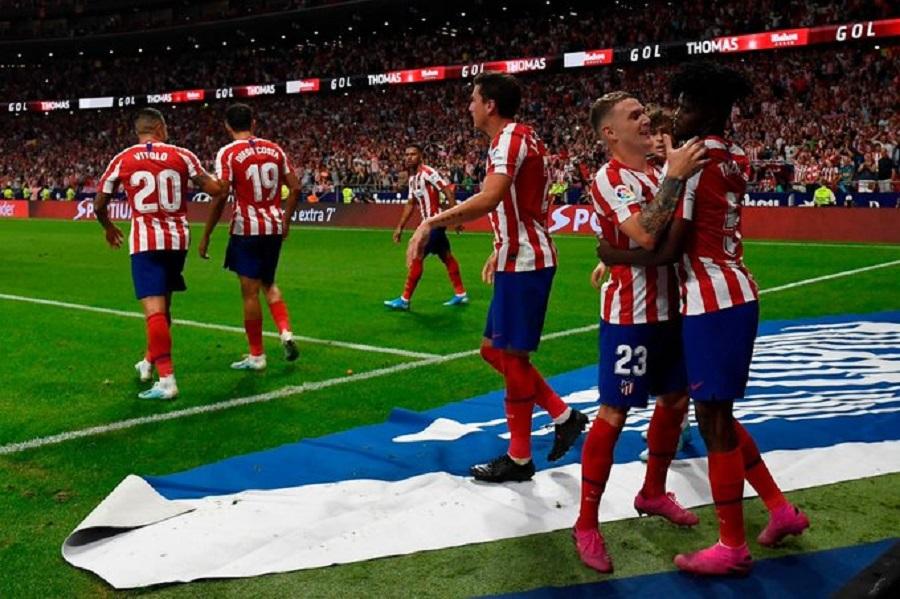 Ατλέτικο Μαδρίτης – Εϊμπάρ 3-2 | to10.gr