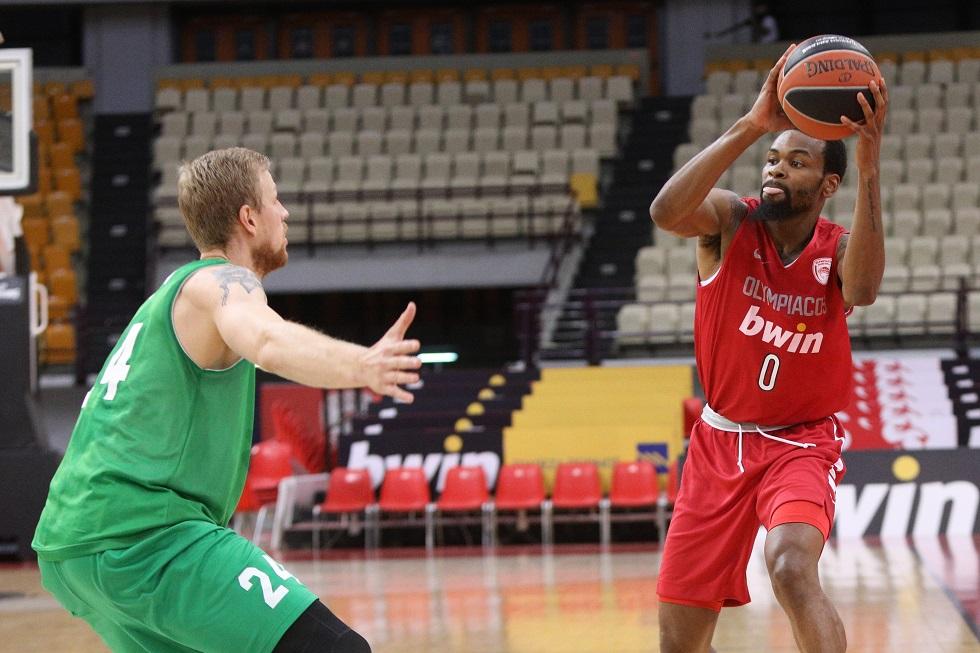 Ολυμπιακός – Ούνικς Καζάν 62-67 | to10.gr