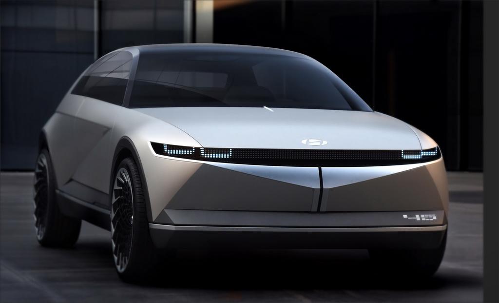 Hyundai 45 EV Concept   to10.gr