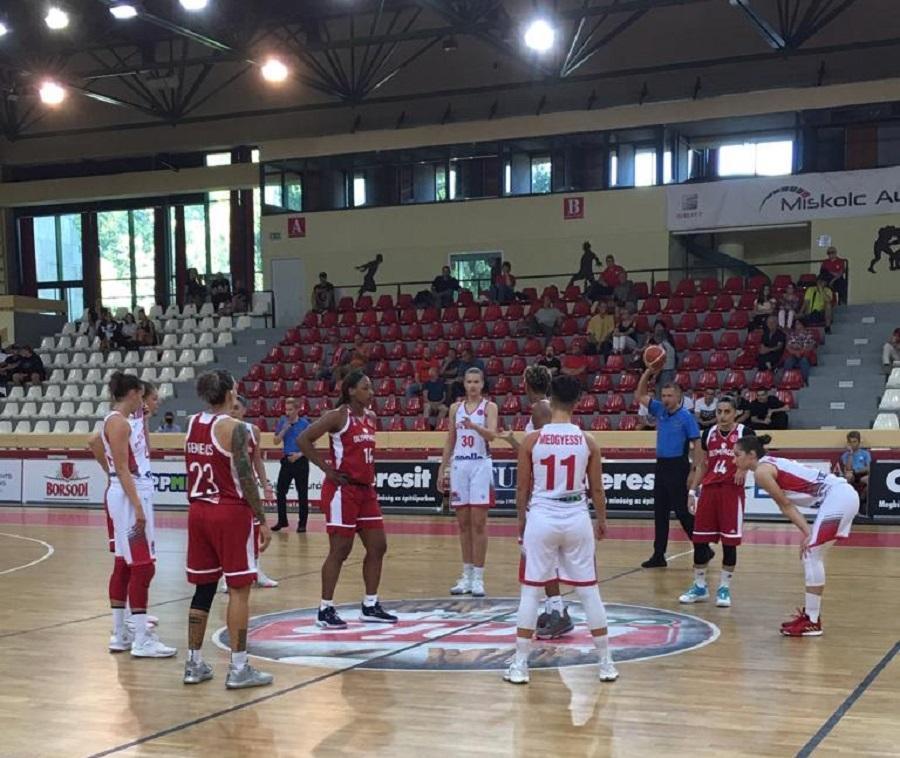 Aluinvent DVTK Miskolc – Ολυμπιακός 71-67   to10.gr