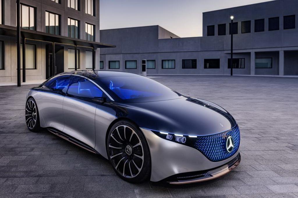 Mercedes-Benz Vision EQS show car   to10.gr