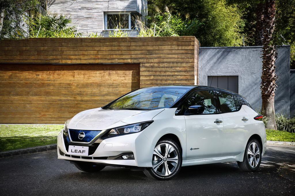Πεντάστερο το Nissan LEAF στο Green NCAP | to10.gr
