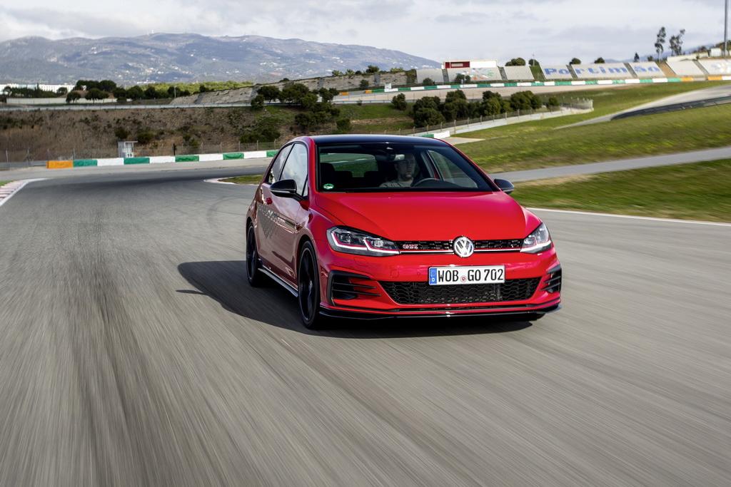 Νέο Volkswagen Golf GTI TCR | to10.gr