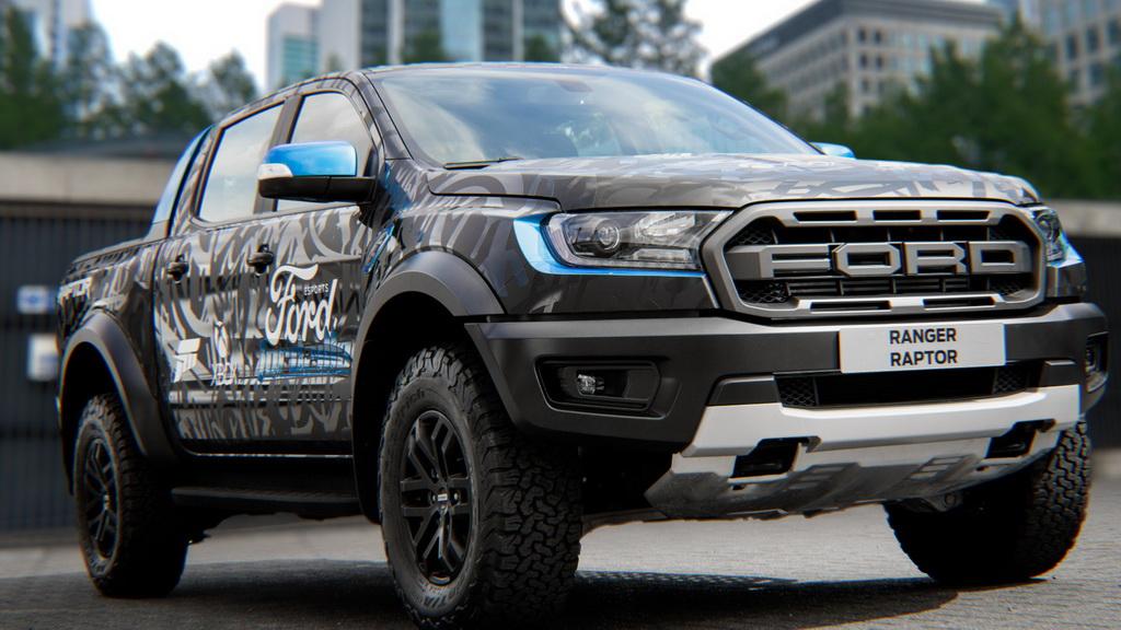 Ford Fordzilla | to10.gr