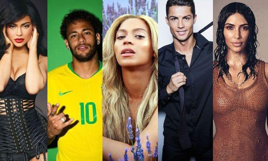 Αυτοί είναι οι 10 δημοφιλέστεροι celebrities στο Instagram | to10.gr