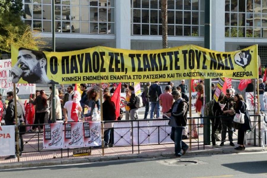 Η Χρυσή Αυγή είναι υπό διάλυση, όμως δεν ξεμπερδέψαμε με το φασισμό | to10.gr