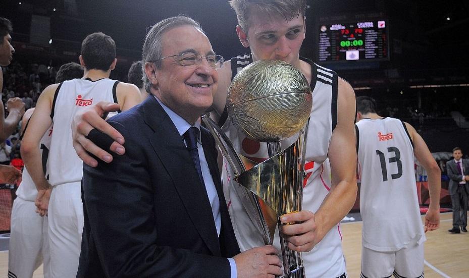 Πέρεθ: «Ονειρεύομαι τη Ρεάλ στο NBA» | to10.gr