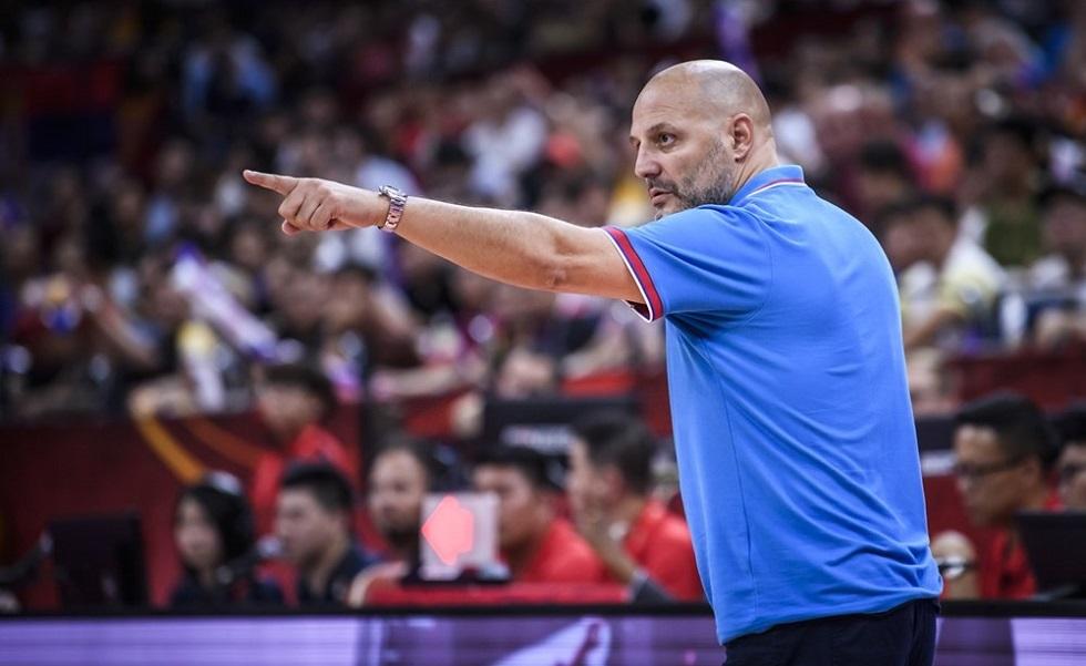 Τζόρτζεβιτς: «Να παίξουμε σαν άντρες για την περηφάνια μας με τις ΗΠΑ» | to10.gr