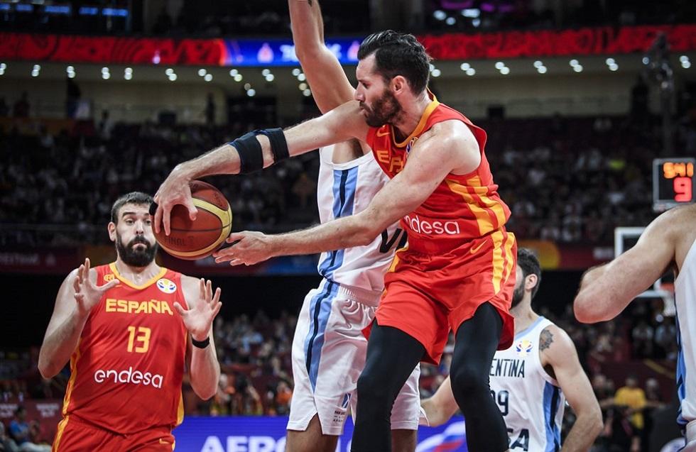 Αργεντινή-Ισπανία 75-95 | to10.gr