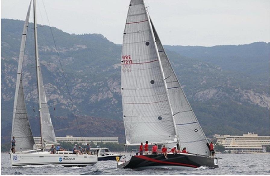 Μέτριο ξεκίνημα των ελληνικών σκαφών στο Παγκόσμιο της Νέας Ζηλανδίας   to10.gr