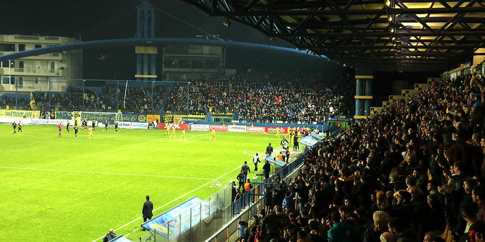 Χωρίς τους οπαδούς της στο Αγρίνιο η ΑΕΚ | to10.gr