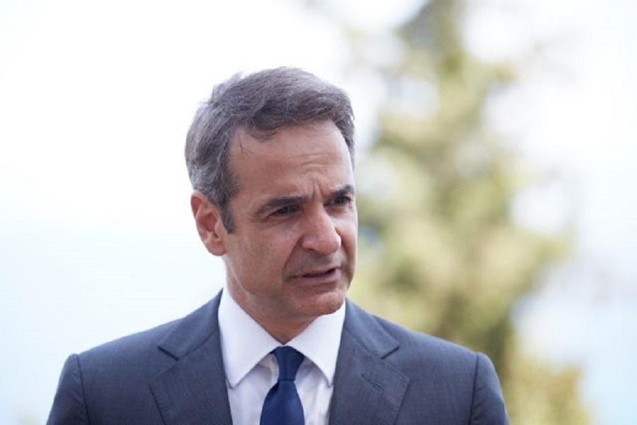 Μητσοτάκης: «Έτοιμοι να τρέξουμε το σχέδιο ανάπλασης του γηπέδου του ΠΑΟΚ» | to10.gr