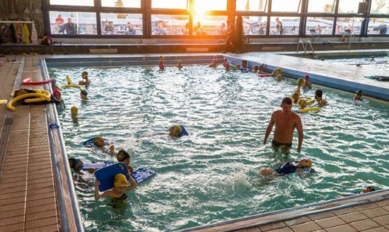 Α.Σ Άρης: «Τα μυστικά της πισίνας» (pics) | to10.gr