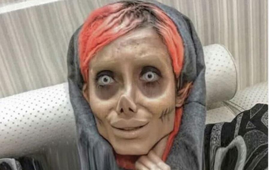 Για βλασφημία συνελήφθη η Angelina Jolie του Ιράν | to10.gr