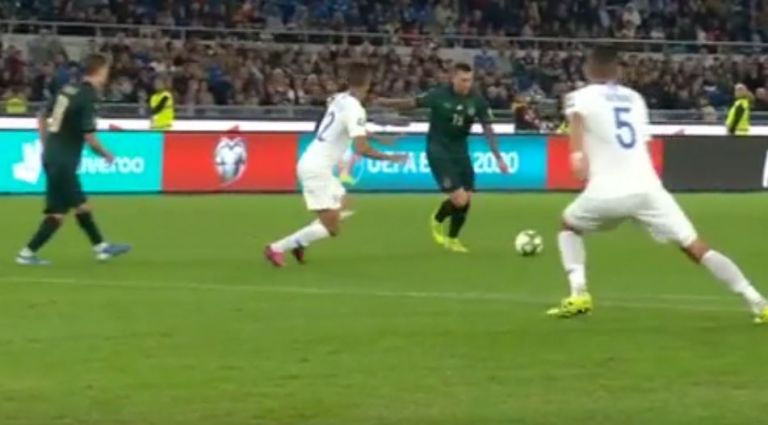 Δυνατό σουτ του Μπερναρντέσκι και 2-0 η Ιταλία (vid)   to10.gr