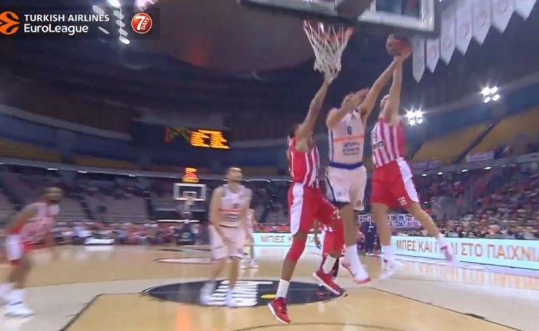 Ολυμπιακός: Η άμυνα υποχρέωσε τη Βαλένθια να σκοράρει μόλις 8 πόντους στο δεύτερο δεκάλεπτο | to10.gr
