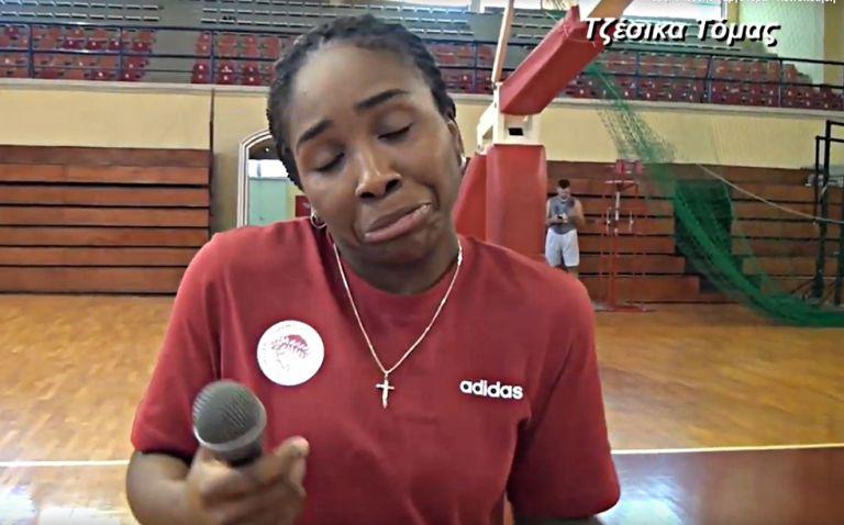 «Άσπρη πέτρα ξέξασπρη»: Οι παίκτριες του Ολυμπιακού χαρίζουν άφθονο γέλιο (vid)   to10.gr