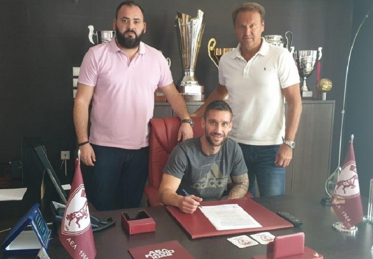 Επίσημο: Ανανέωσε με την ΑΕΛ έως το 2022 ο Μιλοσάβλιεβιτς   to10.gr