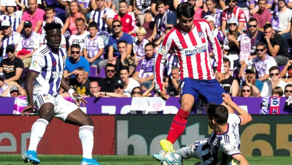 Βαγιαδολίδ-Ατλέτικο Μαδρίτης 0-0 | to10.gr