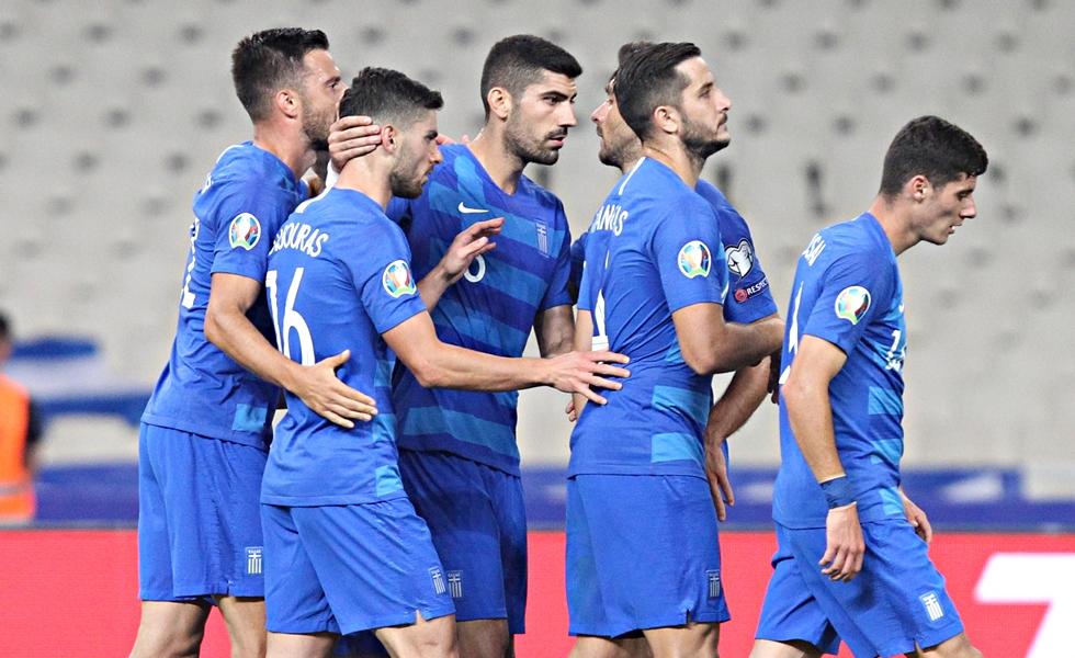 Ιταλοί σκάουτερς τσεκάρουν τρεις ερυθρόλευκους στο ματς της Εθνικής | to10.gr
