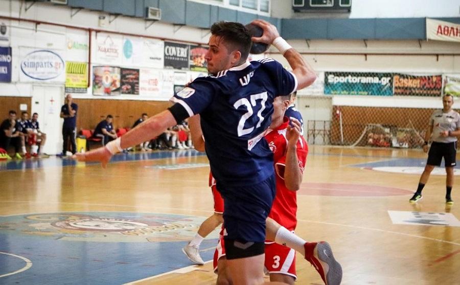 Φίλιππος Βέροιας- Ολυμπιακός 20-32 | to10.gr