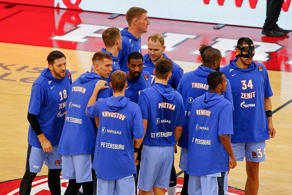 Τόμας: «Σημαντική νίκη, η πρώτη στην ιστορία μας στην Ευρωλίγκα»   to10.gr