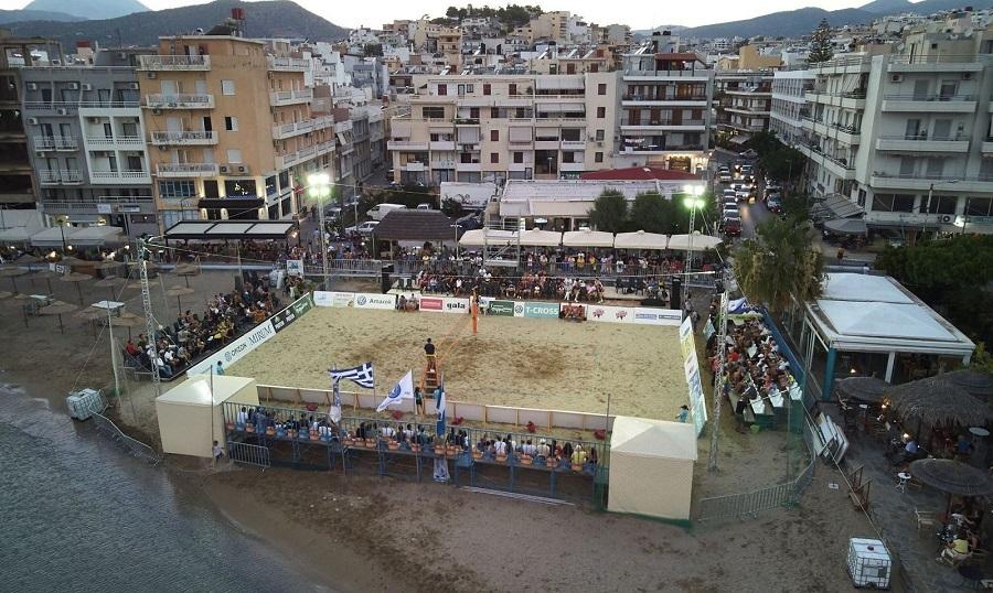 Προπονητικό σεμινάριο μπιτς βόλεϊ στην Αθήνα   to10.gr