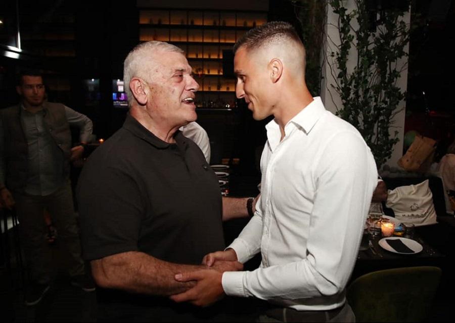 ΑΕΚ: Και ο Μελισσανίδης στο πάρτι του Βράνιες (pics) | to10.gr