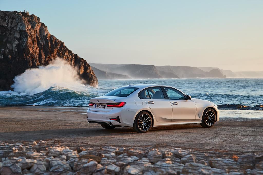 Διακρίσεις για τη νέα BMW Σειρά 3 | to10.gr