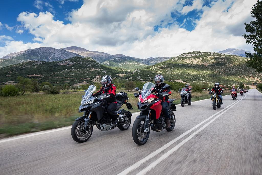 ΕΚΟ Ducati Tour | to10.gr