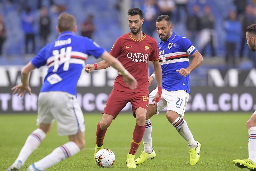 Σαμπντόρια- Ρόμα 0-0 | to10.gr
