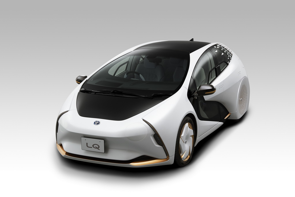 Toyota concept LQ | to10.gr