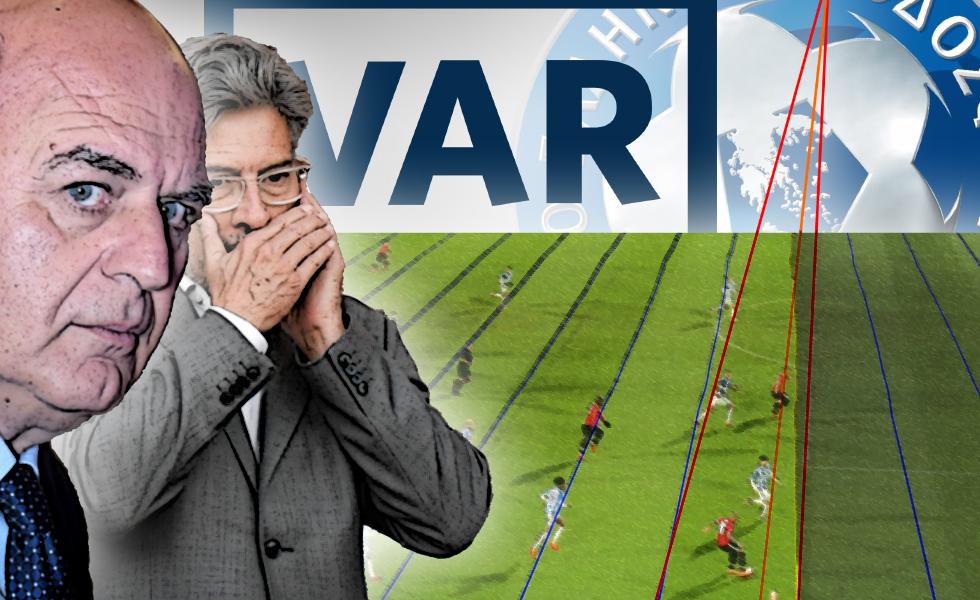 VAR: Η τραγική ιστορία μιας γραμμής… | to10.gr