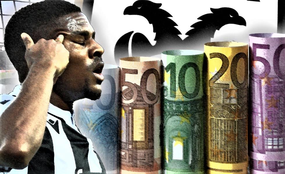 ΠΑΟΚ: Η πρόταση των 8.000.000 € για τον Ακπομ | to10.gr