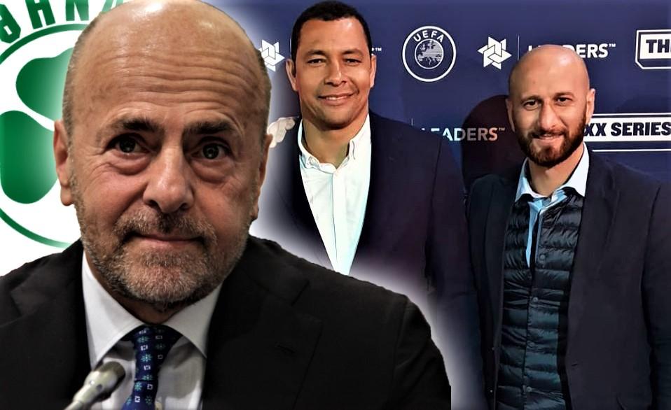 Ο Παπαδόπουλος, ο Παναθηναϊκός και το… πανεπιστήμιο τεχνικών διευθυντών της UEFA | to10.gr