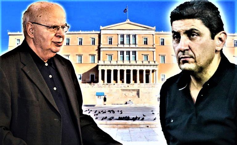 Ρίψασπις ο Γιώργος Βασιλακόπουλος «κρύφτηκε» πάλι   to10.gr