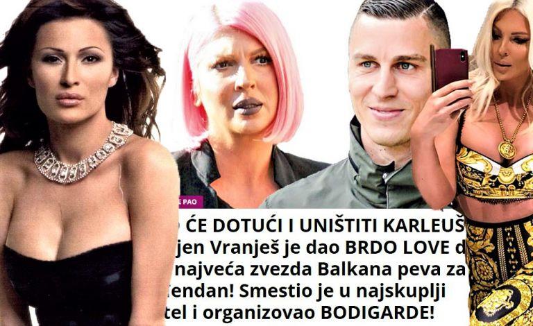 Το τρελό πάρτι του Όγκνιεν Βράνιες (pics) | to10.gr