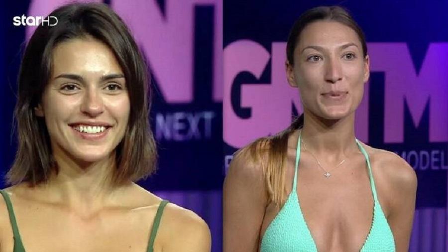 GNTM: Όταν η Μενεγάκη έβαφε την Κάτια και η Μαρτίνα ήταν πωλήτρια στο Shopping Star! (vid+pics) | to10.gr