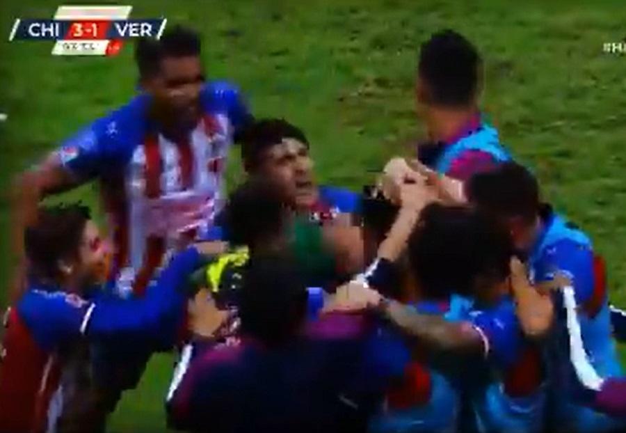 Απίστευτο γκολ στο Μεξικό: Τερματοφύλακας σκόραρε με βολέ από την εστία του! (vid) | to10.gr