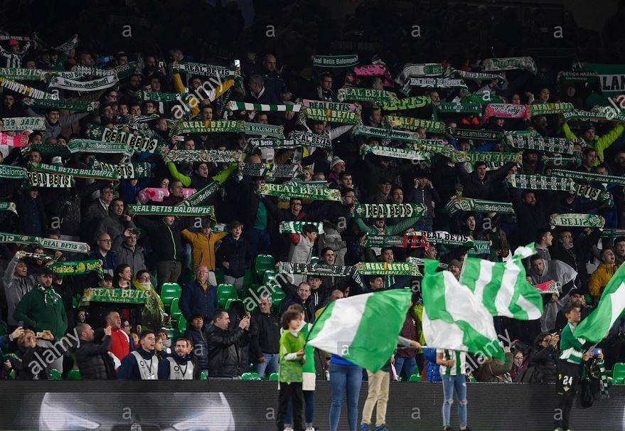 10.000 φίλαθλοι της Μπέτις εμψύχωσαν τους παίκτες ενόψει ντέρμπι (vid) | to10.gr